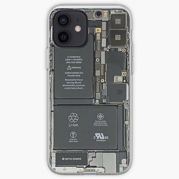 IPhone transparent Coque souple iPhone