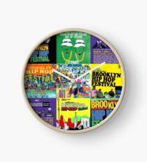 Brooklyn Hip Hop Festival  Clock