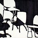 Black & White by Doodlebug