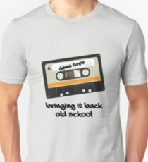Bringing It Back Old Sckool - Demo Tape Unisex T-Shirt