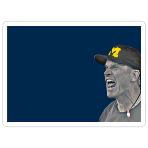 Michigan Football Jim Harbaugh