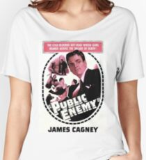 THE PUBLIC ENEMY Women's Relaxed Fit T-Shirt