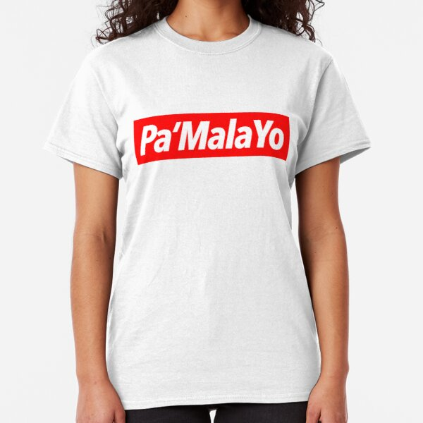 PA' MALA YO (4) Camiseta clásica