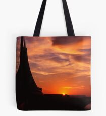 Calatrava Sunrise Tote Bag