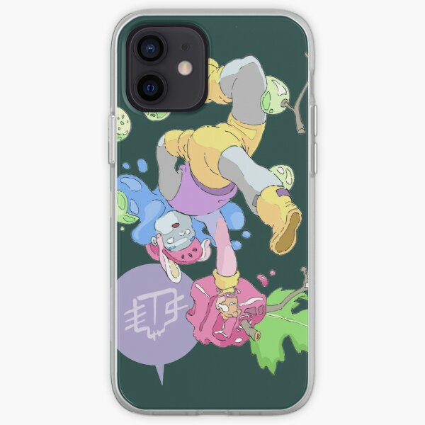 Jelly Grapes iPhone Soft Case