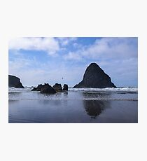 Whaleshead Beach, Whaleshead, Oregon Photographic Print