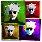 ANDY WARHOL COLLAGE - AMERICAN POP ARTIST by Clifford Hayes