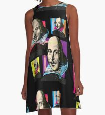 WILLIAM SHAKESPEARE A-Line Dress