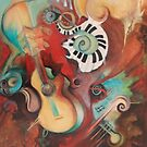 Musical Escape by Cathy Gilday