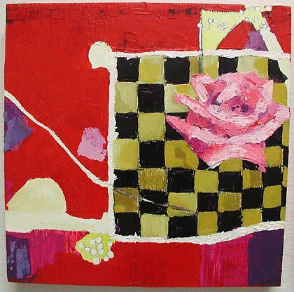 A Rose Is (Dear Gertrude Stein) by Rina Miriam  Drescher