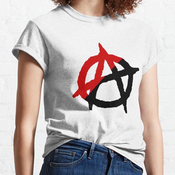 Anarquismo Camiseta clásica