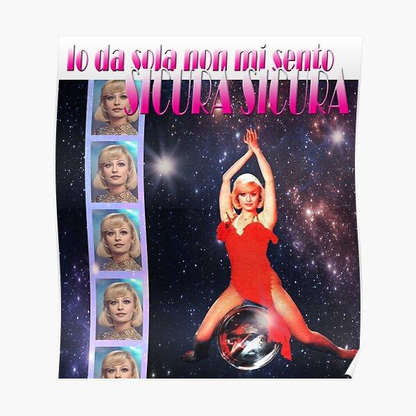 RAFFAELLA CARRÁ, RUMORE RUMORE Poster