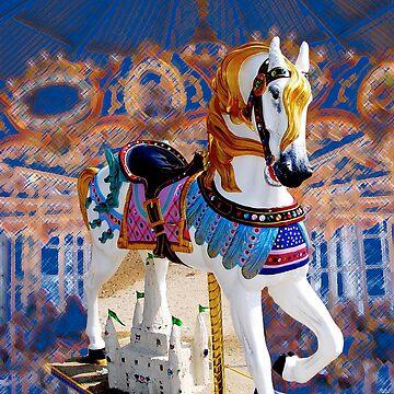 Carousel Wonderland by fotoguy