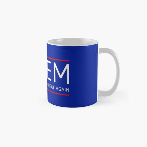 STEEM - MAKE SOCIAL MEDIA GREAT AGAIN Classic Mug