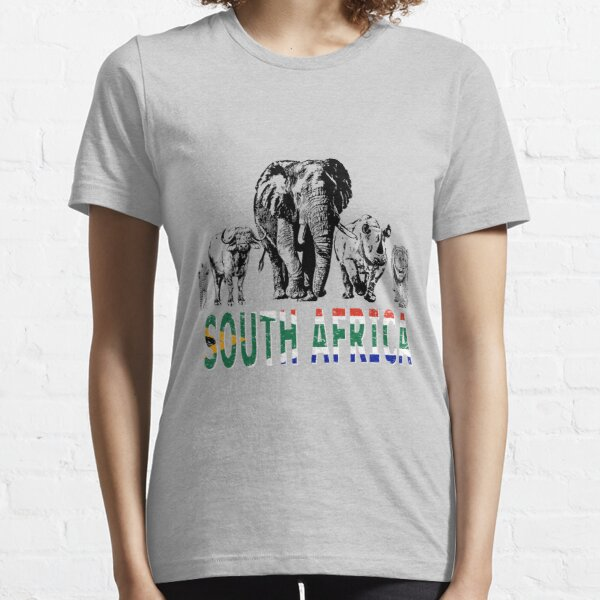 Africa's Big Five for South Africa Fans Essential T-Shirt