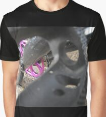 throught the pedal to the sproket Graphic T-Shirt