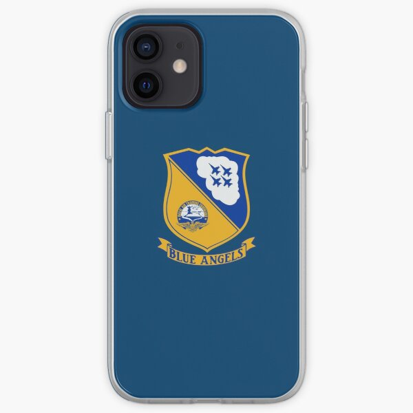 Blue Angels - United States Navy iPhone Soft Case