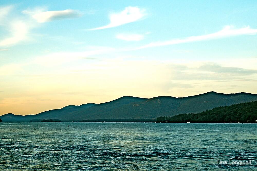 Lake George Panorama by Tina Longwell