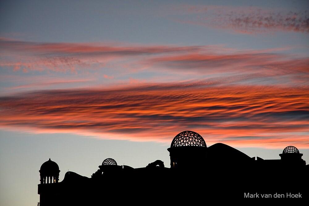 Skeletal Dome by Mark van den Hoek