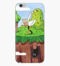 Paradise - Green iPhone Case