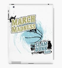 Basket Slam Dunk iPad Case/Skin