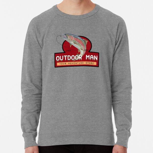Outdoor Man Mug, Shirts etc. (Last Man Standing) Lightweight Sweatshirt