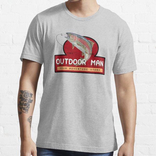 Outdoor Man Mug, Shirts etc. (Last Man Standing) Essential T-Shirt