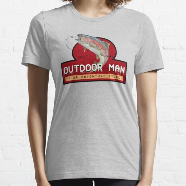 Outdoor Man Mug, Shirts etc. (Last Man Standing) Essential T-Shirt