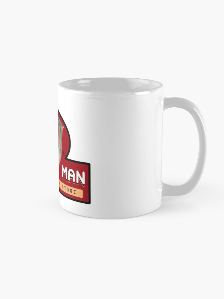 Alternate view of Outdoor Man Mug, Shirts etc. (Last Man Standing) Mug