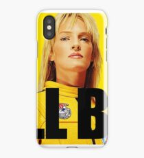 Kill Bill Poster iPhone Case