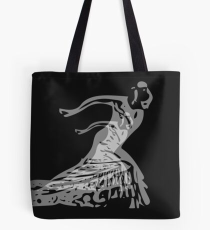 Shadow Dancer  Tote Bag