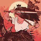 Woman King  by Eva Landis