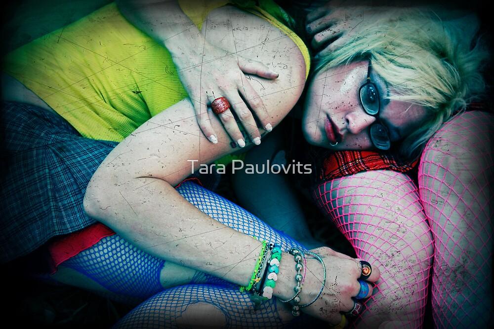 held by Tara Paulovits