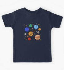 Solar System Kids Clothes