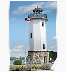Fond Du Lac Lighthouse Poster