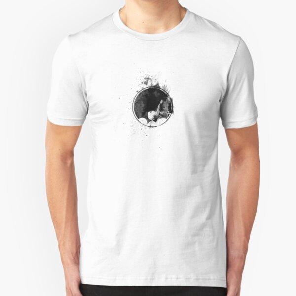 Inked Heaven Crest Slim Fit T-Shirt