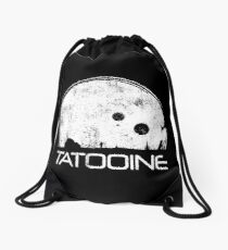 SCI-FI TOURIST Drawstring Bag