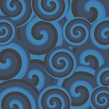Spirals Inverted by CDJones
