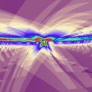Erratic Flight in Purple by TC-TWS