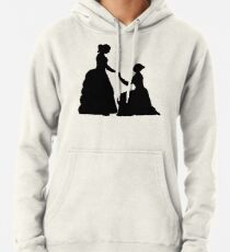 a decent proposal Pullover Hoodie