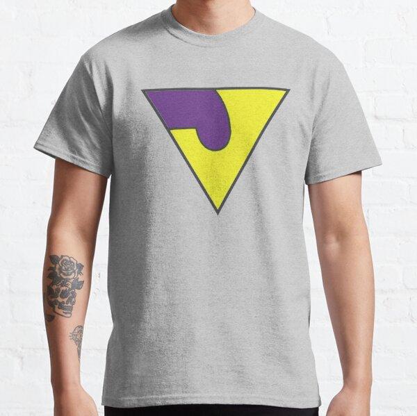 WONDERFUL TWIN FADED JAYNA Classic T-Shirt