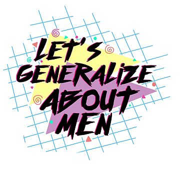 Let's Generalize About Men / Crazy Ex Girlfriend by odetospace