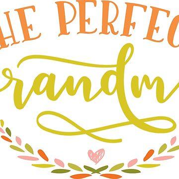 The Perfect Grandma Gift by greenoriginals