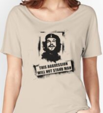 che lebowski Women's Relaxed Fit T-Shirt