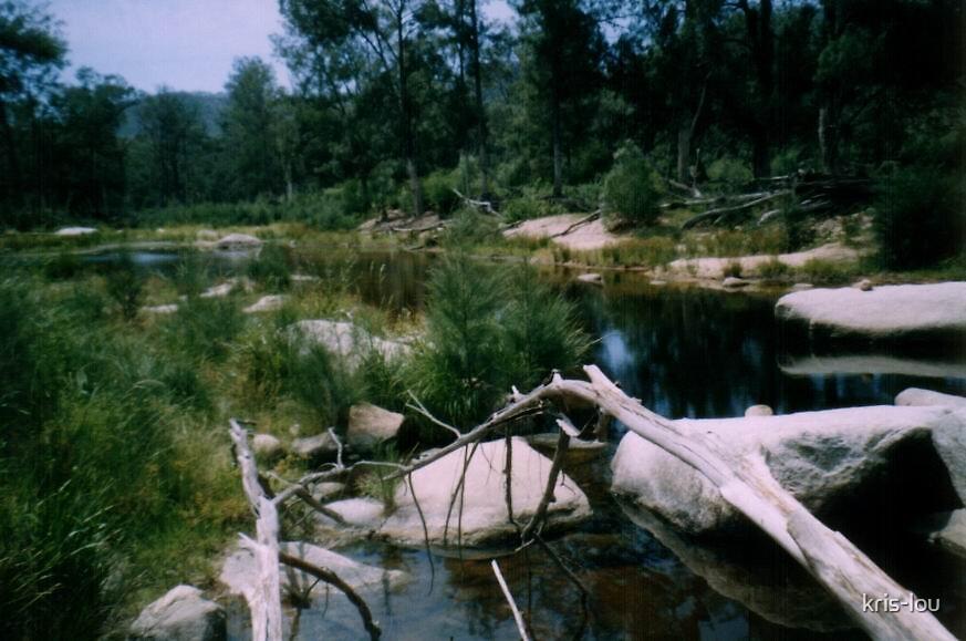 Still Waters by kris-lou