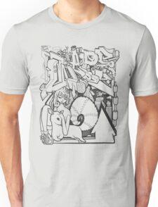 Blackbook Sketching 2 Unisex T-Shirt