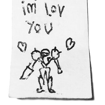 im Lov you- with border (Valentine's Day 2) by JCAsher