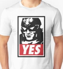 """YES!"" T-Shirt"