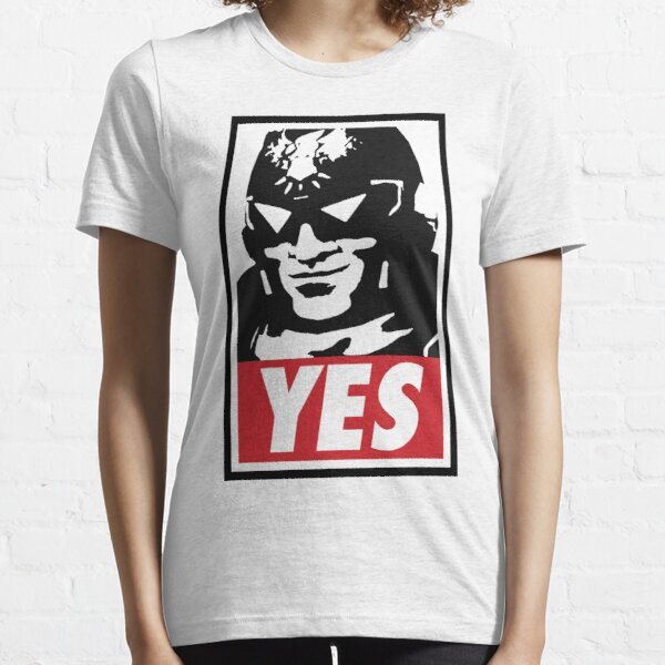 """YES!"" Essential T-Shirt"