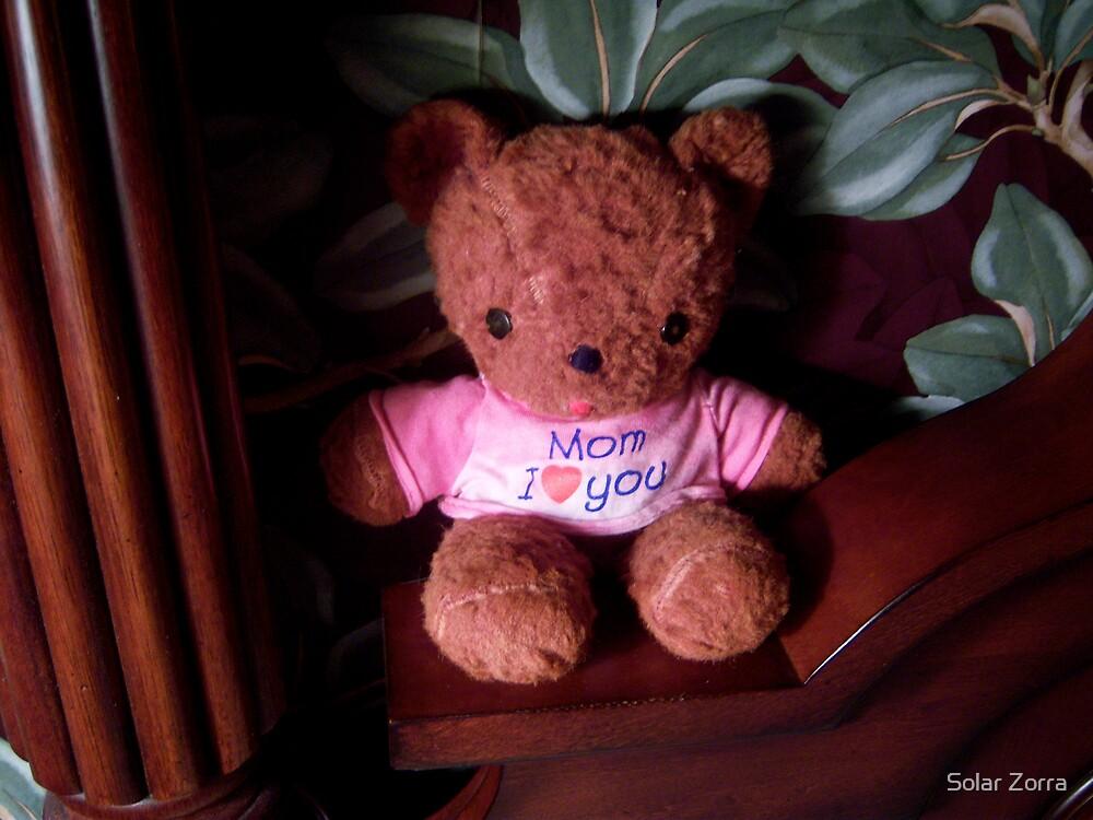 My Bear by Solar Zorra